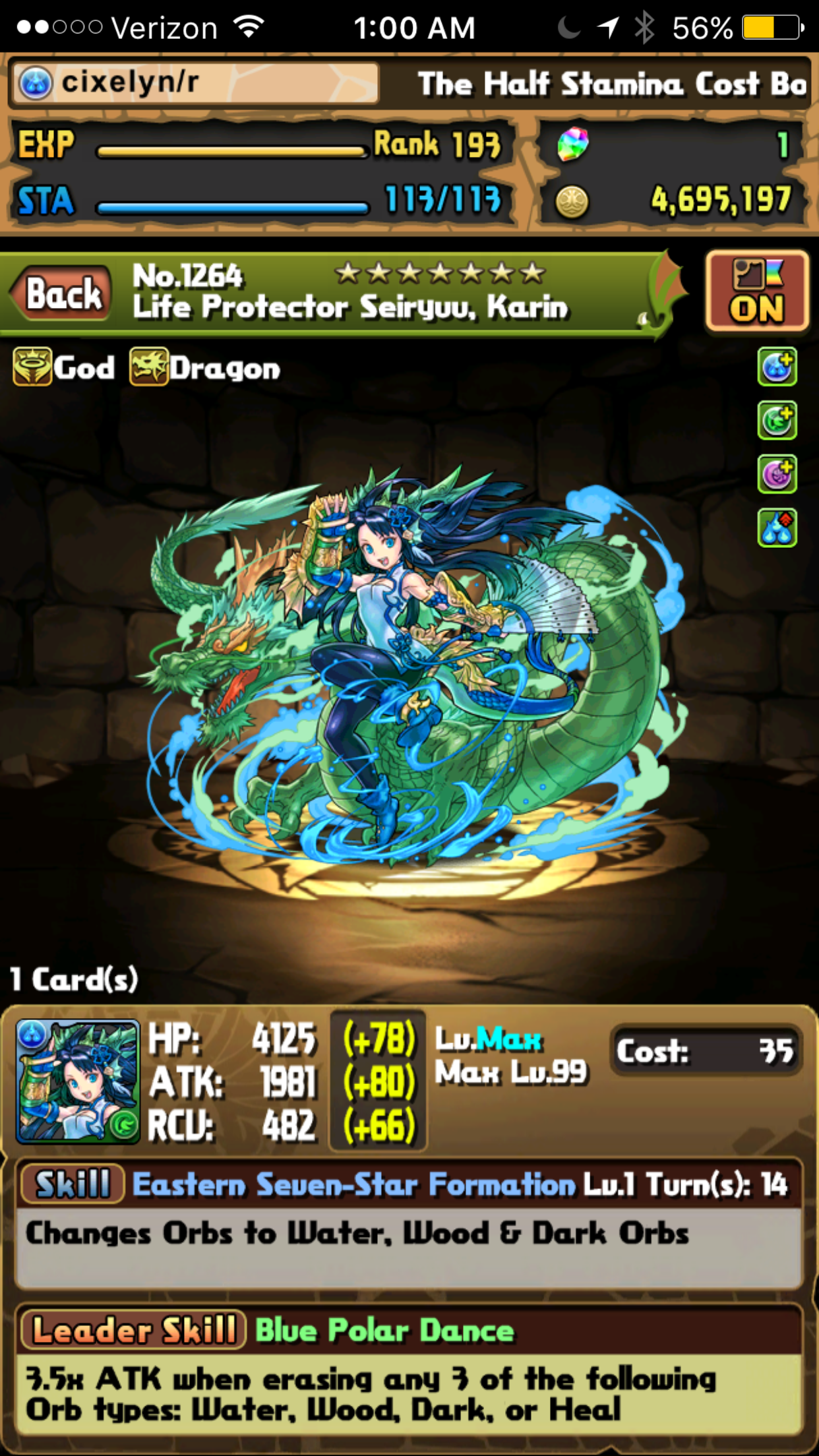 Fun With Solving Puzzles And Dragons